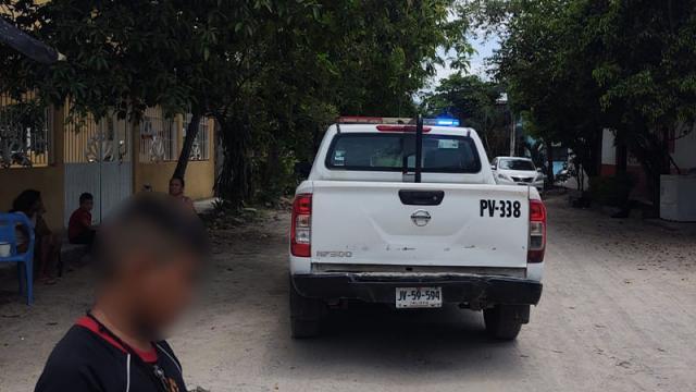 Mujeres intoxicadas en El Pitillal