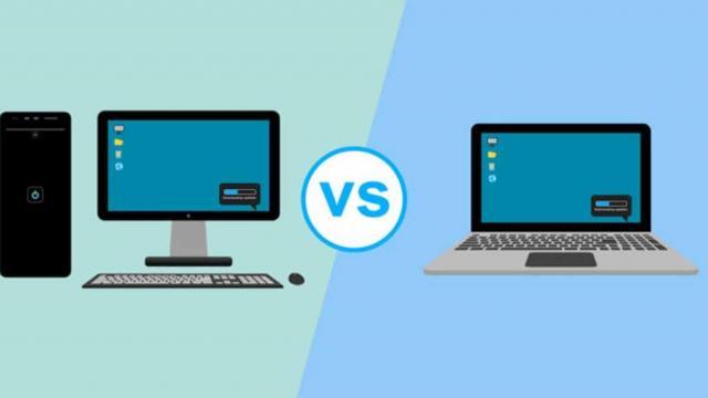 Computadora y laptop