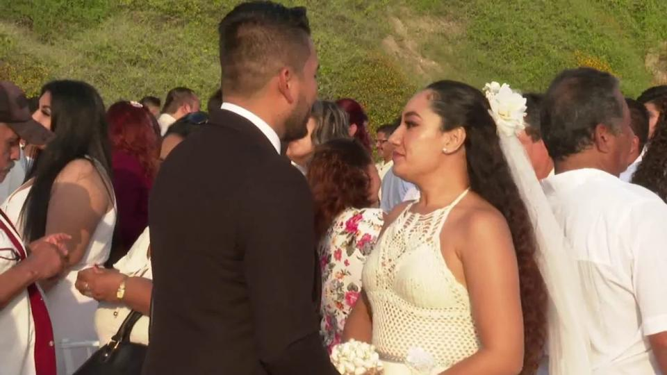 Suspenden por segundo año matrimonio colectivos