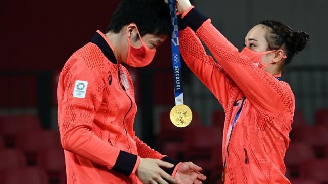Medallistas de Juegos Olímpicos