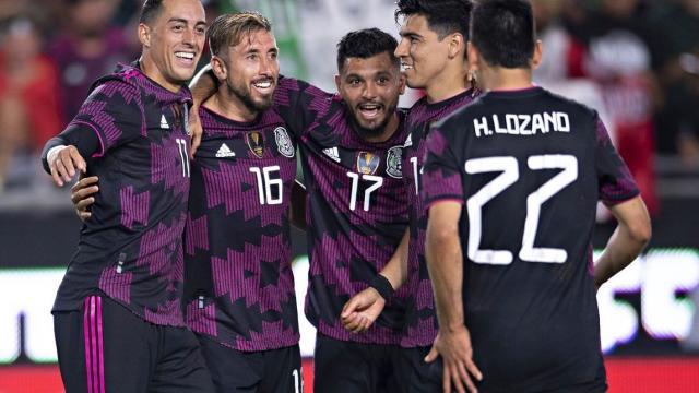 México aplasta a Nigeria en el debut de Rogelio Funes Mori