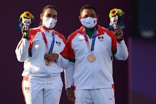 mexico logra primera medalla