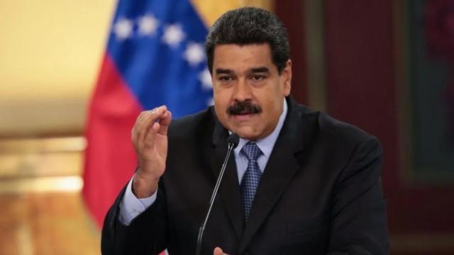 Maduro confirma a México como sede de negociación