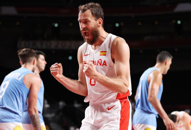 Equipo de España en baloncesto