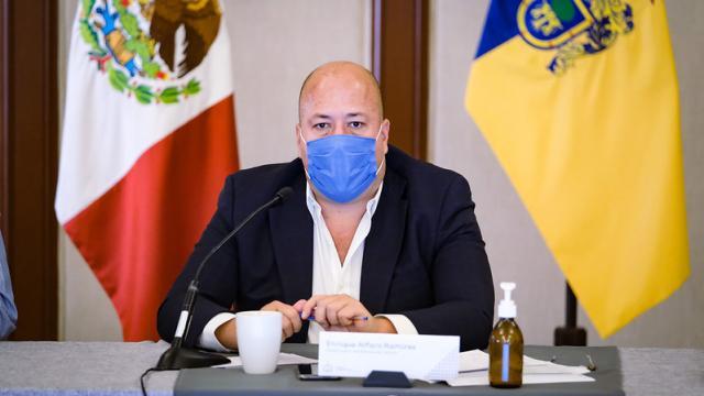 Reconoce Alfaro incremento de Covid en Vallarta