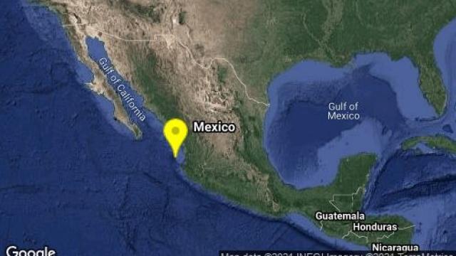 Se registra sismo de magnitud 4.3 en Las Varas, Nayarit