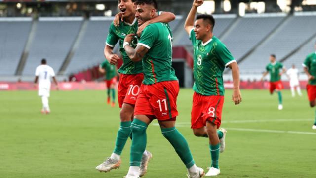 Selección Mexicana en JO Tokio 2020