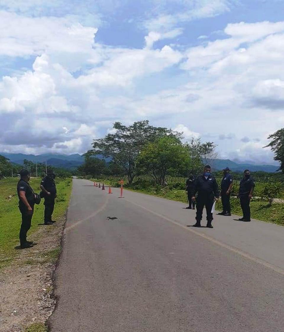 Sin novedad operativo de vigilancia de Las Palmas