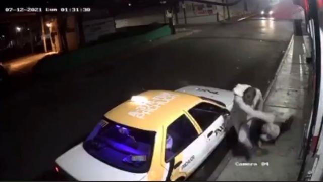 Repudian agresión de taxista a una mujer en Hidalgo