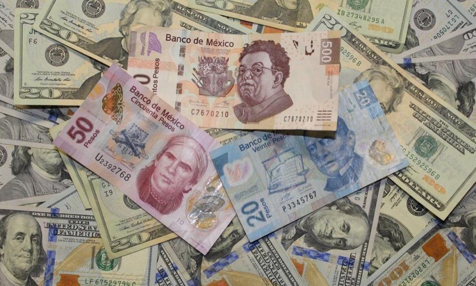 Tipo de cambio en México, por debajo de 20 pesos