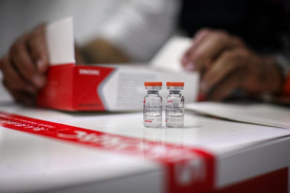 Vacunación contra Covid-19 en Jalisco