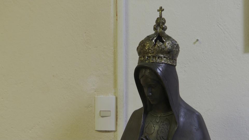Proyecto de Virgen Monumental