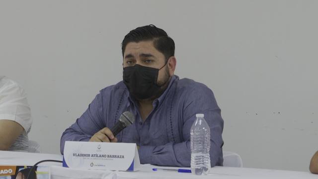 Director de la Octava Jurisdicción Sanitaria de la Secretaría de Salud Jalisco