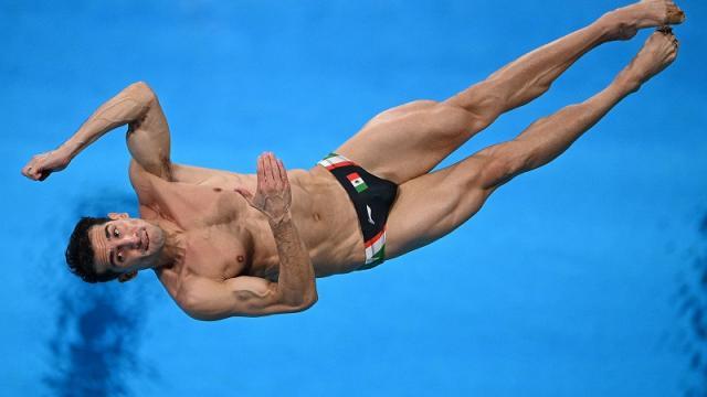 Rommel Pacheco se despide carrera olímpica con sexto puesto