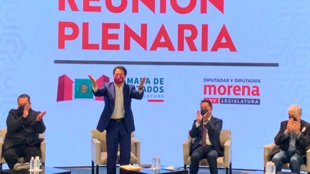 """Morena, PT y PVEM van por """"mega bancada"""" en San Lázaro"""