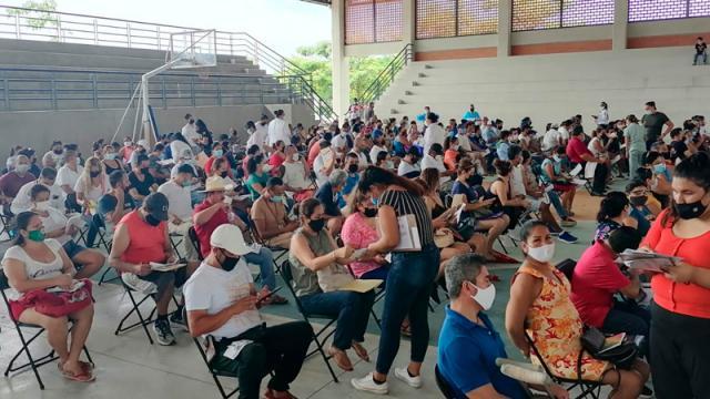 Revacunarán a 5 mil personas por día en Vallarta