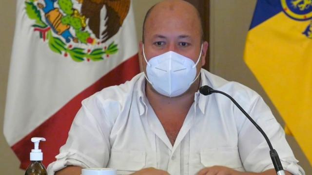 Podría regresar Jalisco a naranja en Semáforo Nacional: Alfaro