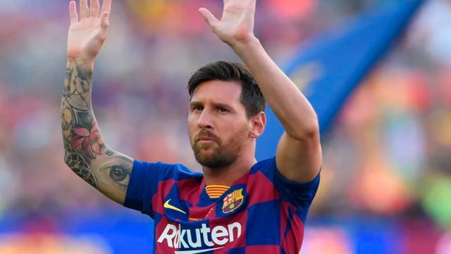 Periodista lanza tweet obsceno contra esposa de Messi