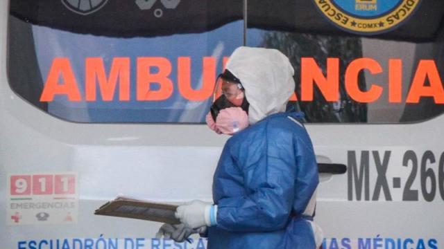 México registra 863 decesos y 19 mil 556 contagios por Covid
