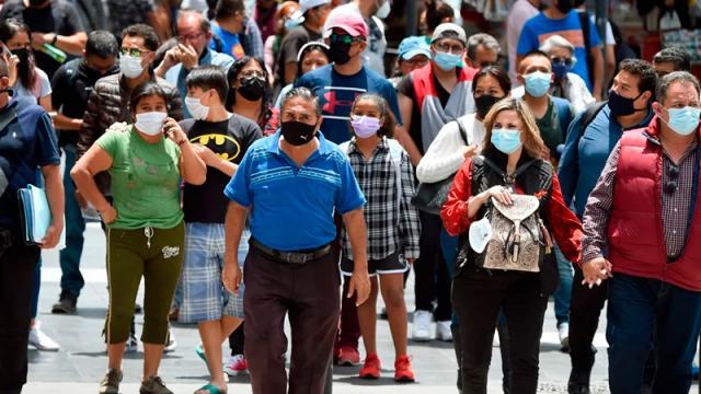México acumuló 247 mil 414 muertes