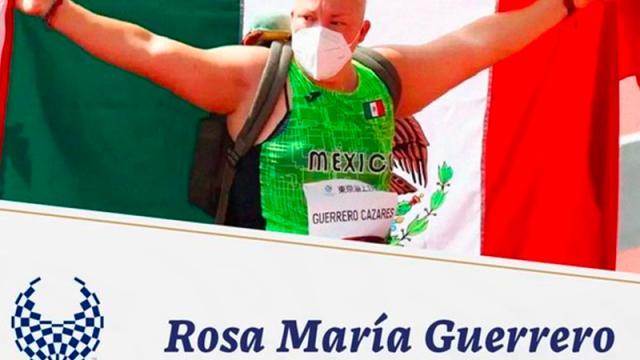 El presidente Andrés Manuel López Obrador felicitó a los atletas paralímpicos por las medallas obtenidas