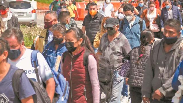 México sufre el peor día de la pandemia: 22,711 casos