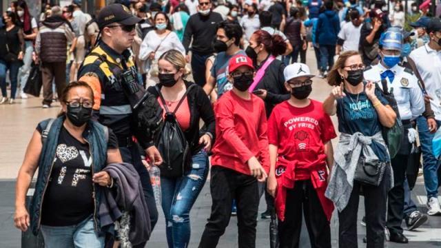 México reporta casi 29 mil contagios en 24 horas