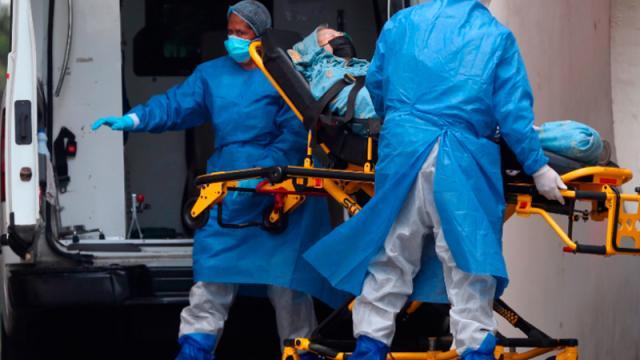México acumula más 241 mil muertes por Covid