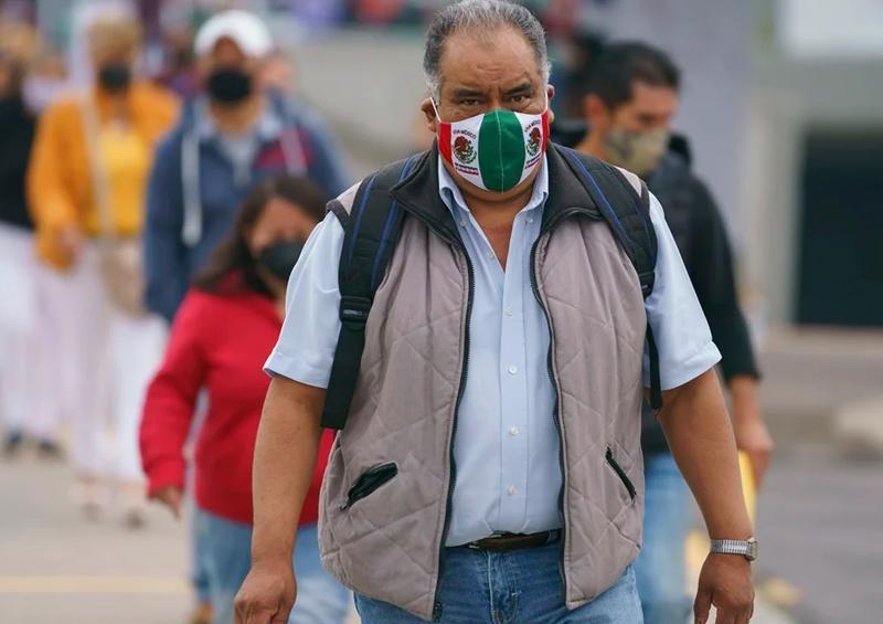 El país registró 611 decesos por coronavirus más que el martes