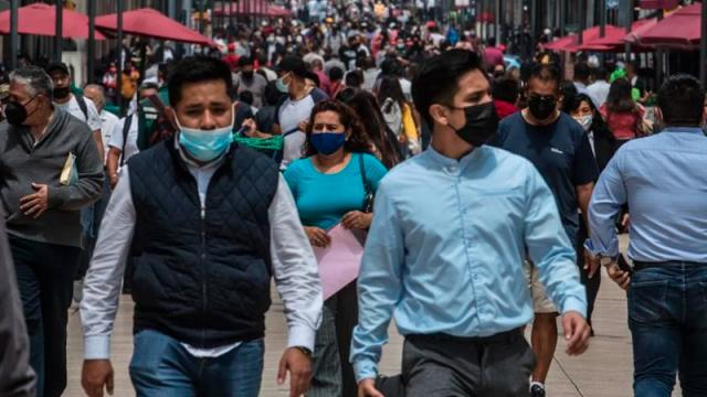México ocupa el lugar 16 a nivel mundial en número de contagios