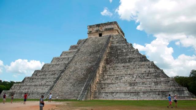 Pese al Covid, Chichén Itzá zona arqueológica más visitada