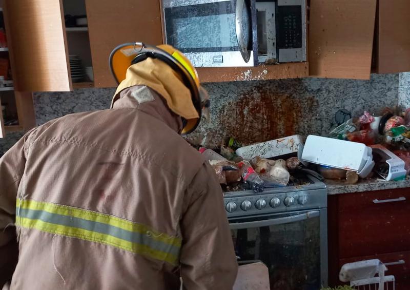 Se registra una explosión de gas en Nuevo Vallarta