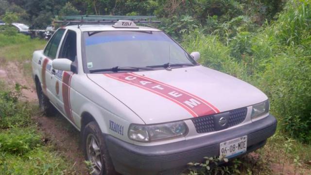 Encuentran a taxista muerto en brecha rumbo al Cuarenteño