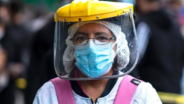 , México ocupa el lugar 15 a nivel mundial en número de contagios