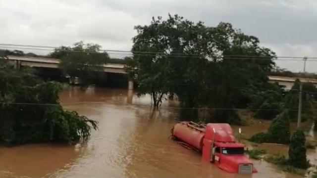 Alerta en Puerto Vallarta y Bahía de Banderas por Río Ameca