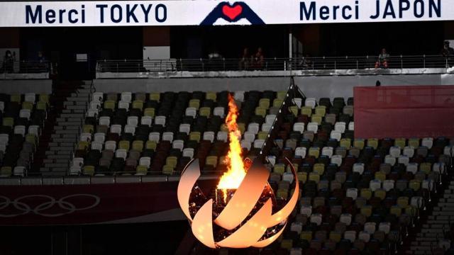 Así fue la ceremonia de clausura de los Juegos Olímpicos