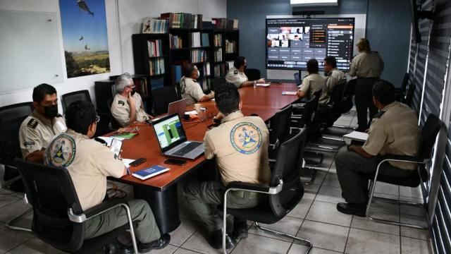Sesiona comité de emergencias