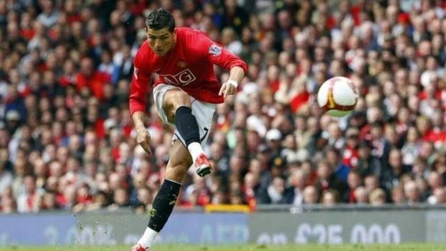 Cristiano Ronaldo MU