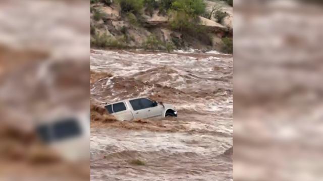 Mujer fue rescatada en el puente de San Pedro