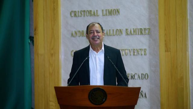 Diputado Duñalds informa resultados, se despide del Congreso