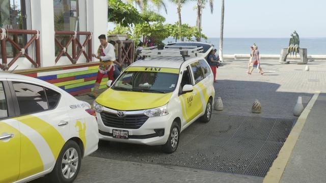 Taxistas contagiados de Covid