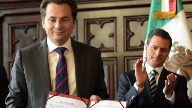 Emilio Lozoya es citado por juez