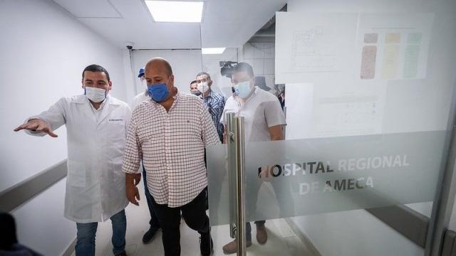 Hospital regional de Ameca