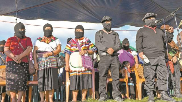 Tras consulta popular, EZLN anuncia campaña