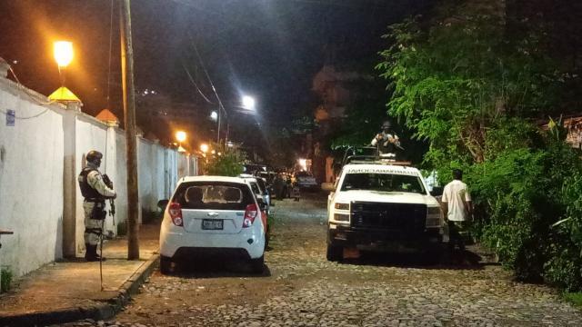 Supuesta balacera en la López provoca operativo militar