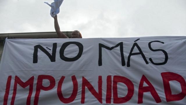 Los delitos con mayor impunidad en México