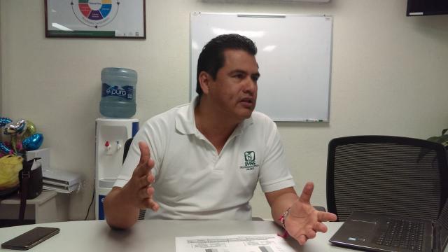 Javier Bravo deja la subdelegación del IMSS