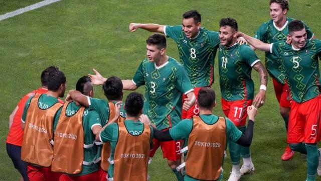 México se lleva el bronce al derrotar a Japón en Tokio 2020