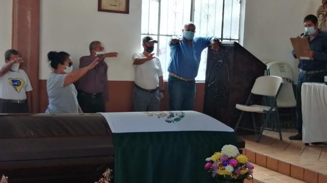 Muere la ejidataria Josefina González