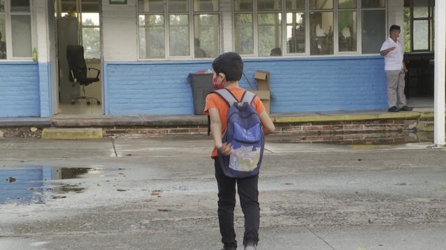 No abren 22 escuelas de Vallarta en regreso a clases